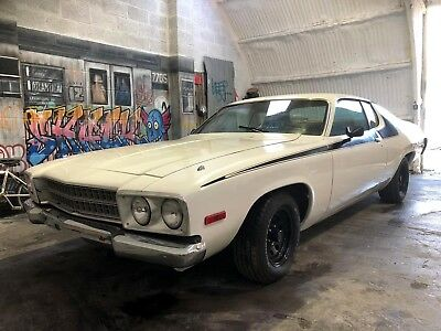 1973 Plymouth Satellite - 318 V8 - Californian Classic Roadrunner
