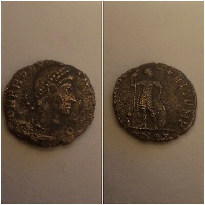 Procopius  365 - 366 A.D Extremely Rare Ancient Roman Coin