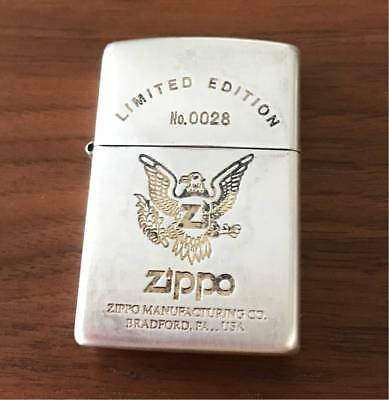 Zippo Lighter Limited Edition American Police Made In 2002