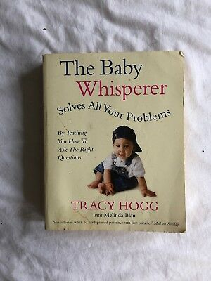 The Baby Whisperer Book By Tracy Hogg