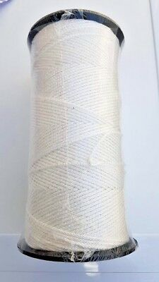 500 Meters Polyester 1.6mm Low Stretch Picture Canvas Cord Multi Braided