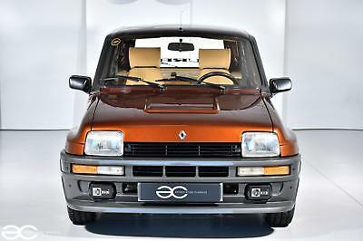 Beautiful Show Winning Renault 5 Turbo 2 - One Of The Best! *SOLD*