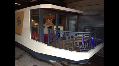 New Build Beautiful Static House boat, 2 bed, Hi spec, Must be seen