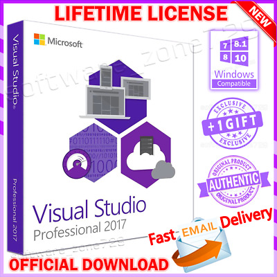 Visual Studio All Versions & Editions🔑lifetime License🔑🔥fast Email Delivery🔥