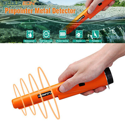 GP Pointer Automatic Metal Detector Probe Waterproof Pinpointer Tool w/Holster