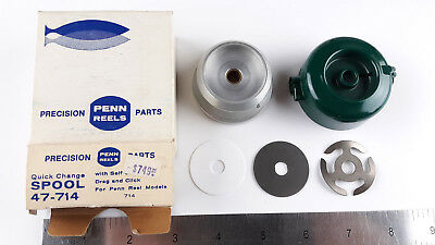 Penn 714 greenie rotor cup complete part # 27-714