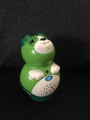 Leap Frog Leapfrog Tag Junior GREEN Scout Puppy Dog Reader Pen