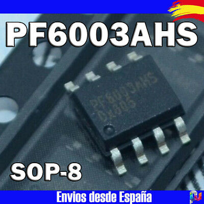 PF6003AHS PF6OO3AHS PF6003AS PF6003 SOP8 Tv Philips Etc...