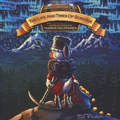 Holopainen, Tuomas - The Life And Times Of Scrooge CD #83017
