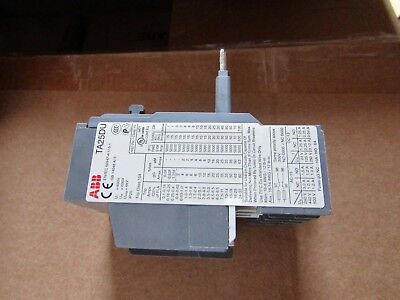 ABB Thermal Overload relay, NO/NC 3.5-5A, 5A, 2.2W TA25 - 1105R 4457898