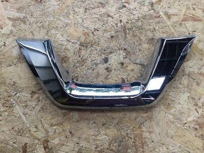 Nissan Juke Front Grille Chrome Cover Trim 6204A1500 2016