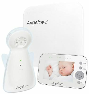 Angelcare AC1300 DIGITAL VIDEO MOVEMENT & SOUND BABY MONITOR Baby Safety BNIP