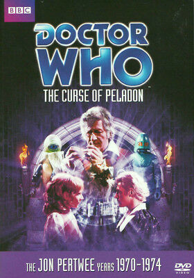 Doctor Who - The Curse Of Peladon (Jon Pertwee) (1970-1974) (Story - 61) (Dvd)