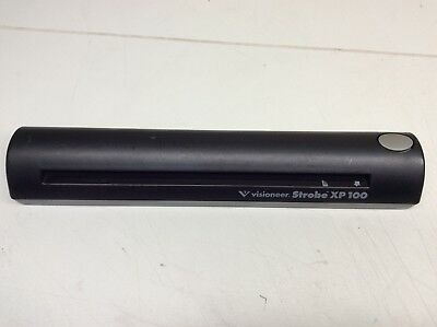 Visioneer Strobe XP 100 One-Touch Sheetfed Portable Document Scanner 85-0110-00