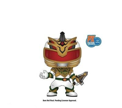 "Funko Pop! Comics 17 Power Rangers Lord Drakkon 3.75"" Vinyl Figure Px Exclusive"