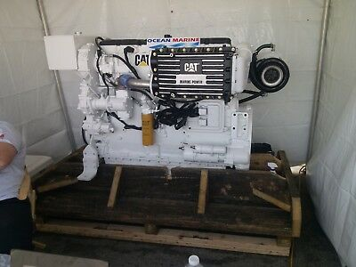 REMAN CATERPILLAR 3406E Marine Diesel Engines 400 to 800 Hp