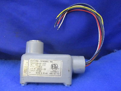 Electro-Sensors M-100 Speed Switch M100 1 Year Warranty
