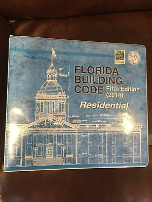 Florida Building Code Residential 5th Edition 2014