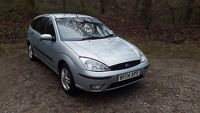 Ford Focus Zetec 1.6 - Extremely low mileage - super reliable - MOT August 2019