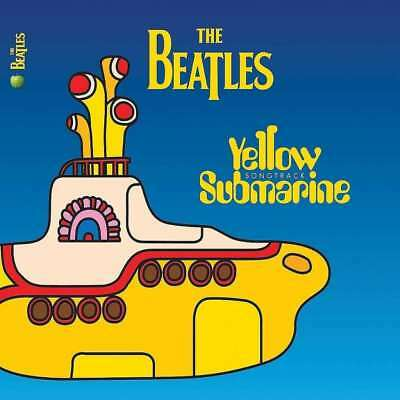 New: THE BEATLES - Yellow Submarine Soundtrack CD