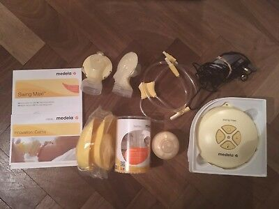 Medela Swing Maxi Double Electric Breast pump Used, good condition.