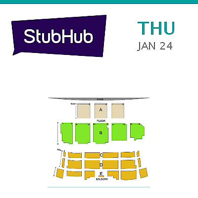 MJ Live Tickets - Madison
