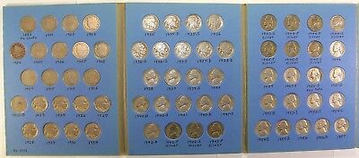 Nice Set of US Nickel Coins - Liberty (V), Buffalo, Jefferson w/Silver (Set #3)