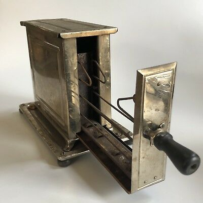 "Antique C1920s Vintage Toaster ""as found"" Universal #E942"