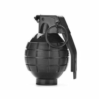 Durable Toy Grenade Toy Ammo Game Bomb Launcher Blast Replica Military GE