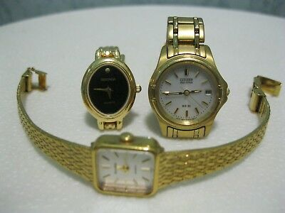 Watches, Parts & Accessories Watches Joblot Some Working Products Are Sold Without Limitations