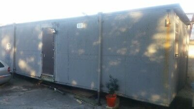 Portable cabin,  not shipping container office building pre fabricated building