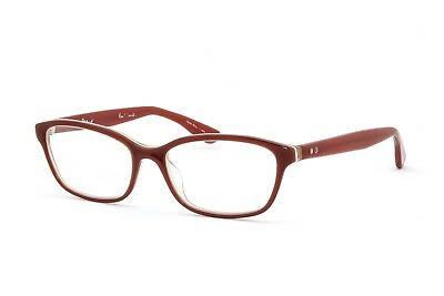0ab9b65d7f New Authentic Paul Smith Iden PM 8219 1428 Orange Beige 52mm Eyeglasses  Italy RX