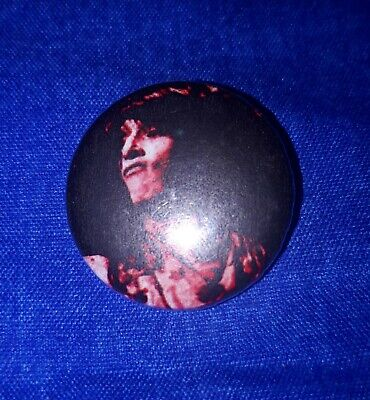 JOHNNY THUNDERS pin badge 25mm LAMF New York Dolls #1