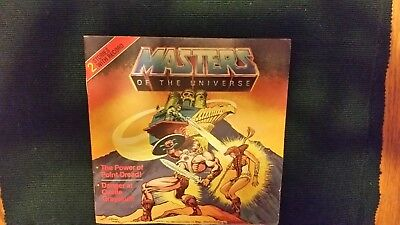 Masters of the Universe stories and record