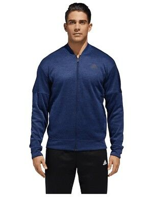 Men's adidas Team Issue Fleece Bomber Jacket New with tags pick size