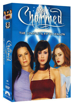 Charmed - The Complete Season 5 (Boxset) (Dvd)
