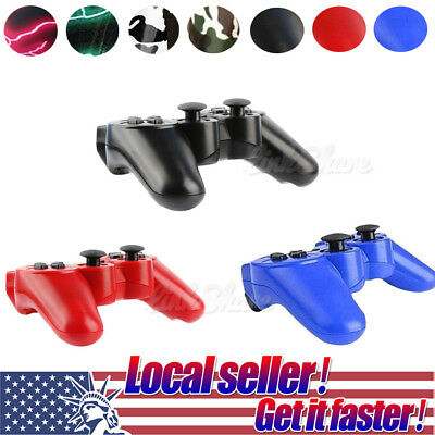 USA SELLER Wireless Bluetooth Game Controllers For Sony PS3 Playstation 3 oli
