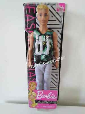 NRFB Brand New & HTF Barbie Fashionista Sold Out Ken No.116