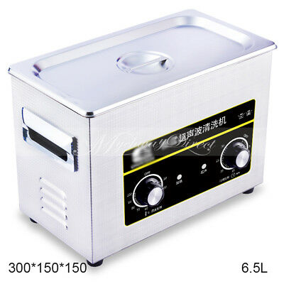 Digital Ultrasonic Jewellery Cleaning Spectacle Sunglasses Cleaner Machine 6.5L