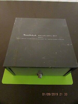 For Sale: Heathkit Model  B-1 Balun Coil, (Match Unbalanced Lines To Balanced).