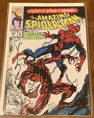 The Amazing Spider-Man #361 (Apr 1992, Marvel) High Grade