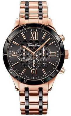 128e7feaeee4a0 Thomas Sabo Mens Stainless Steel Strap WA0187-267-203-43 Watch - 20