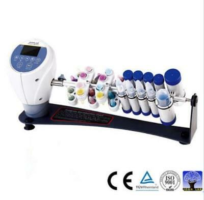 CE Digital Speed Control 3D Rotary Mixer Lab Tube Shaker t
