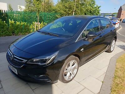 2017 (17) Vauxhall Astra 1.4T SRi Nav - £9995 January Price only