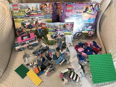 Lego Friends Heartlake Bundle