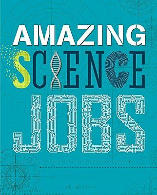 Amazing Jobs: Science by Colin Hynson New Paperback / softback Book