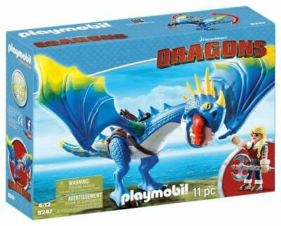Playmobil How to Train your Dragon Astrid & Stormfly 11pc