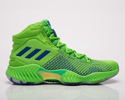 5a9ba0822171 adidas Pro Bounce 2018 Andrew Wiggins Basketball Shoes Sneakers B41856
