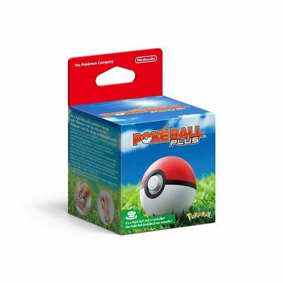 Poke Ball Plus Nintendo Switch Brand New Sealed Official