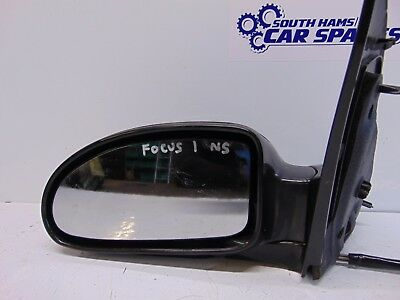 Right DRIVER SIDE Flat Wing Door Mirror Glass for PEUGEOT 306 1993-2002